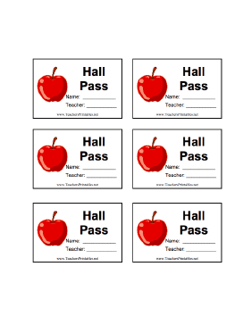 Gorgeous image inside hall passes printable
