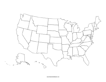Map_of_USA on Map Of Canada Coloring Page